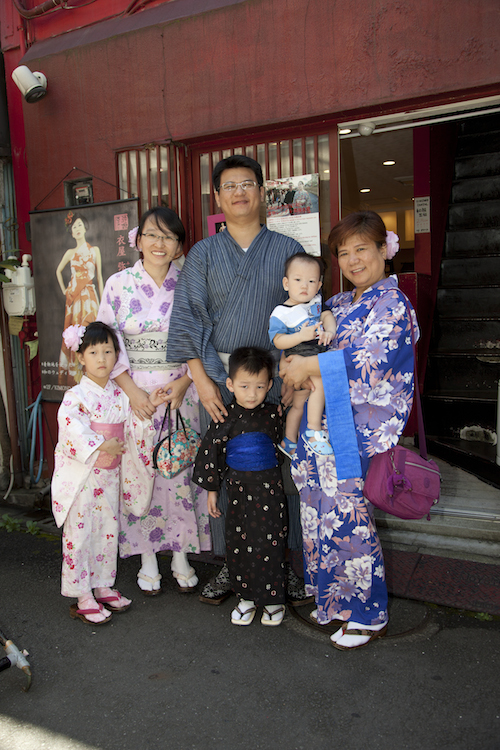 2015 Costomer's photos -YUKATA-summer